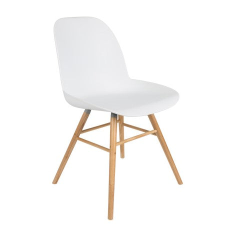 Moulded Dining Chair (Assorted Colours)
