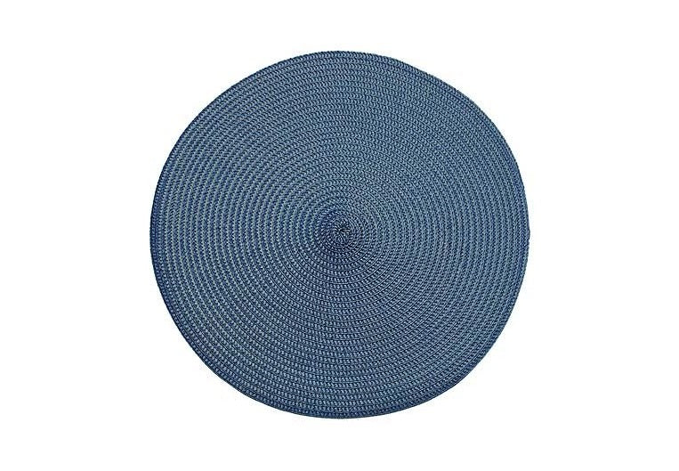 Ribbed Round Placemat