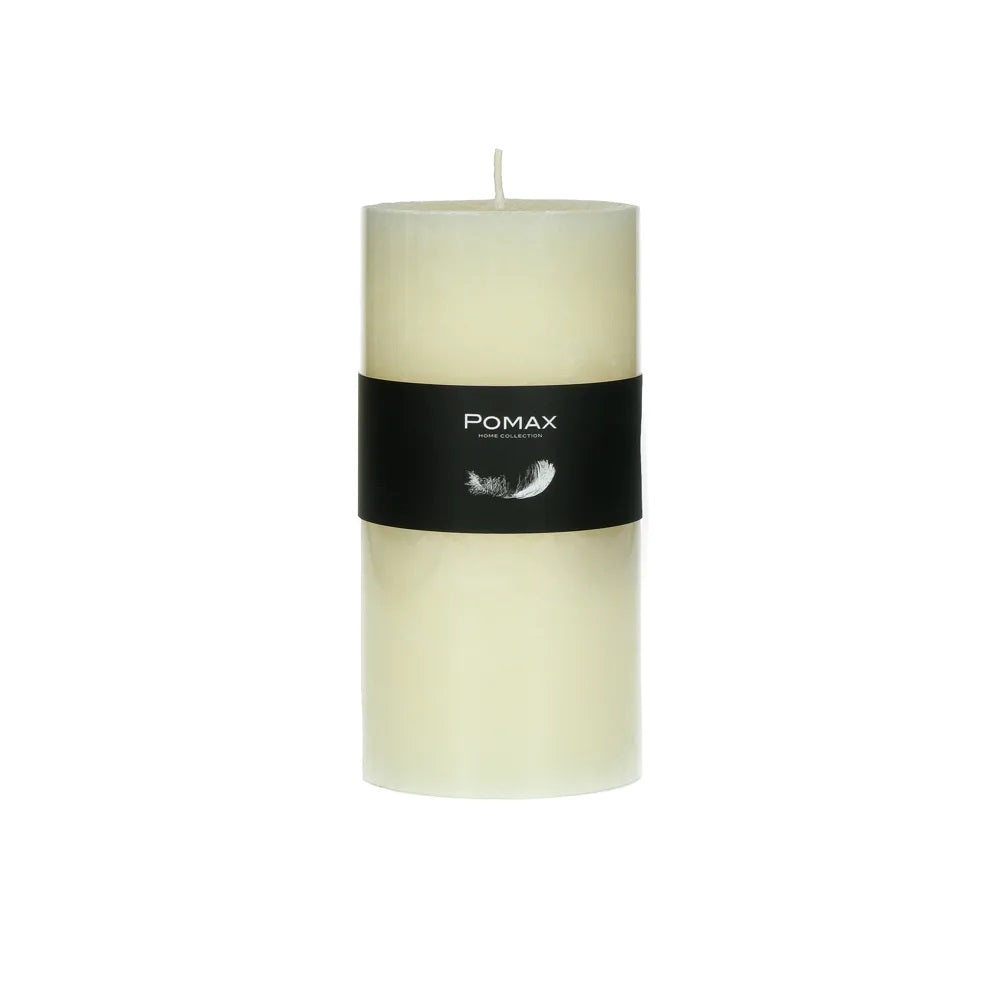 7 x 14cm Pillar Candle-Assorted Colours