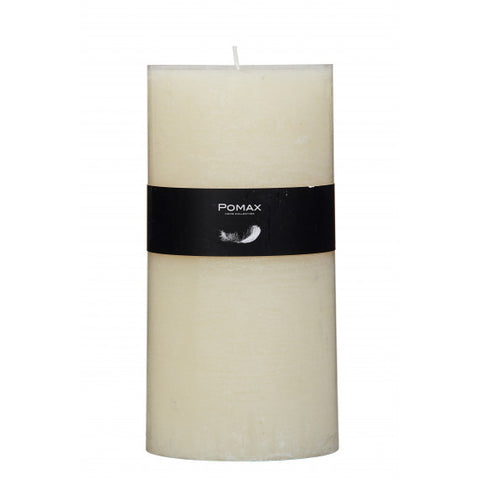 10 x 20cm Pillar Candle - Assorted Colours