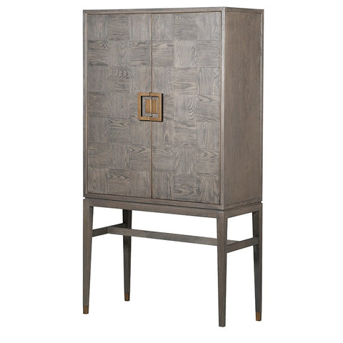 Retro Modernist Drinks Cabinet