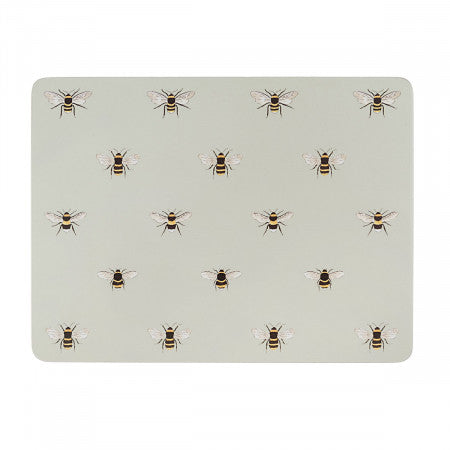 Bees placemats- set of four