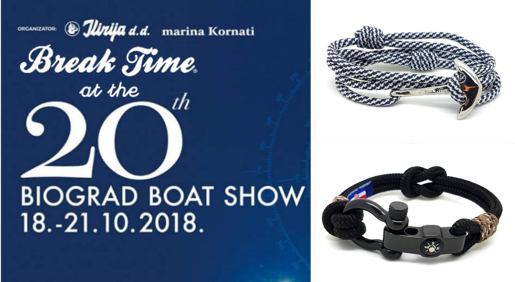 20% discount for all visitors of the 20th edition of Biograd Boat Show (18-21.10.2018) | Break Time