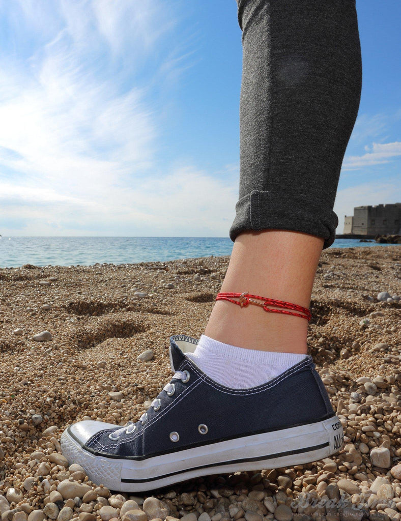 Anklet - The growing fashion trend (and we got some amazing nautical anklets for you!) | Break Time