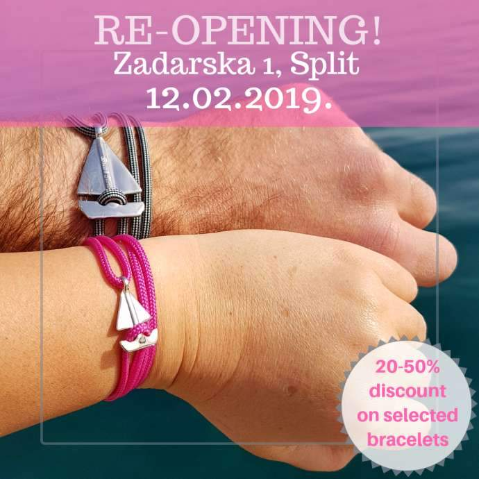 Our Zadarska 1 shop in Split Old Town is reopening on 12.02. | Break Time