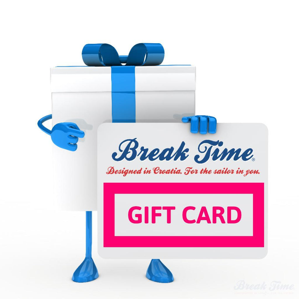 Send someone a GIFT CARD this holiday season! | Break Time