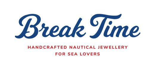 Break Time nautical bracelets logo