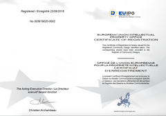 EU Design Registration