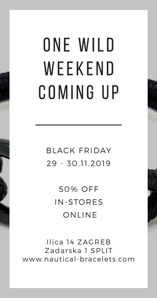 Black Friday 2019 - Crni Petak 2019