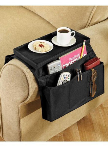 Armrest - Tuzech Armrest Organizer- Portable Arm Rest Tray For Home Sofa And Bed
