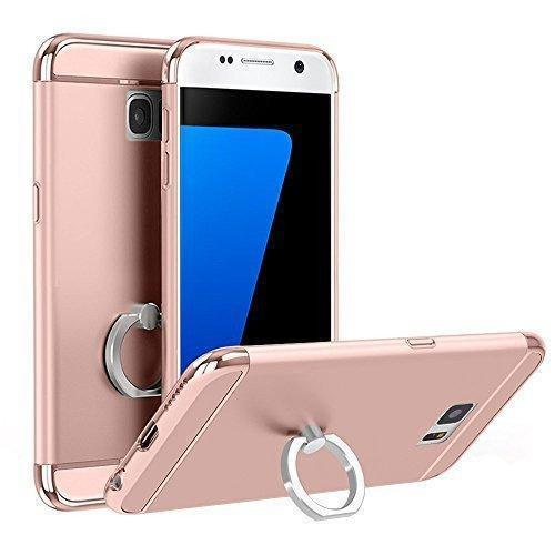 Samsung 360 Case With Attached Ring Holder For NOTE 5 - The Immart - 1