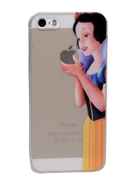 Back Cover - Snowhite Case For Apple IPhone 5 / 5S