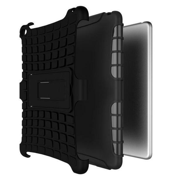 Tuzech Defender  Shock Proof Case for Apple iPad 2,3,4 - The Immart