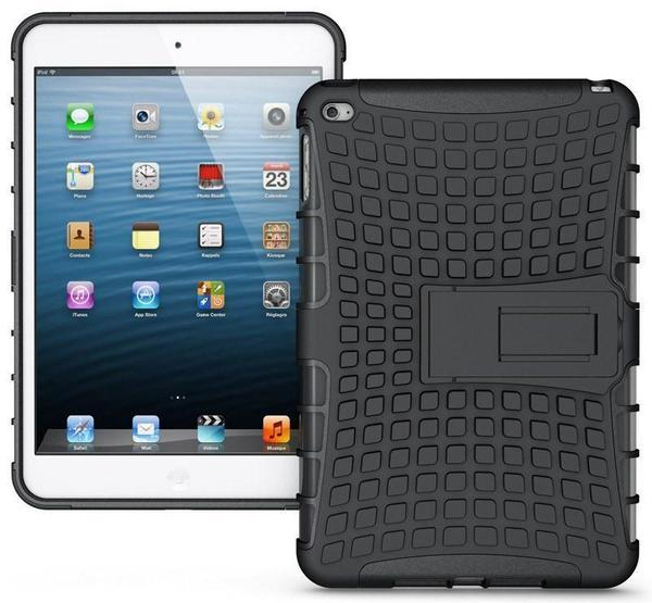 Tuzech Defender  Shock Proof Case for Apple iPad AIR - The Immart - 2