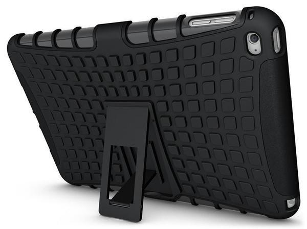 Tuzech Defender  Shock Proof Case for Apple iPad AIR - The Immart - 4