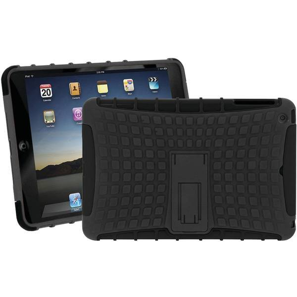 Tuzech Defender  Shock Proof Case for Apple iPad AIR - The Immart - 5