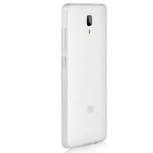 Tuzech Mi4 TPU Case Transparent - The Immart