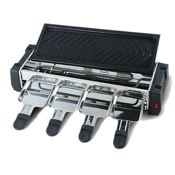 Automatic Portable Electric Barbeque - The Immart