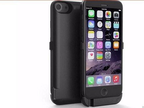Battery Case - Apple IPhone Battery Powerbank Case For IPhone 6  6s 7 Plus ( 10000 Mah )