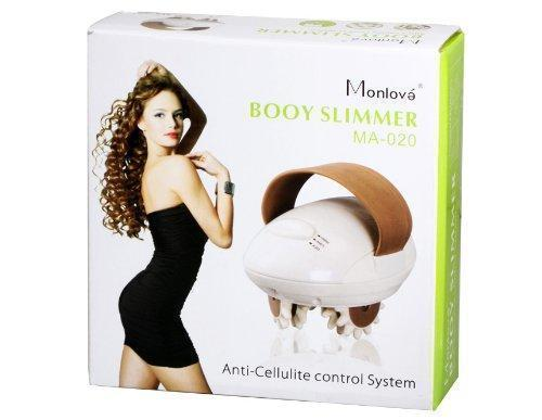 Body Massager - Handheld Body Slimmer And Massager - Reduces Fat Creates Sweat