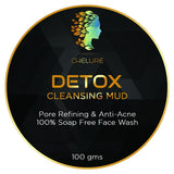 Chelure DETOX Pore Refining & Anti-Acne 100% Soap Free Face Wash
