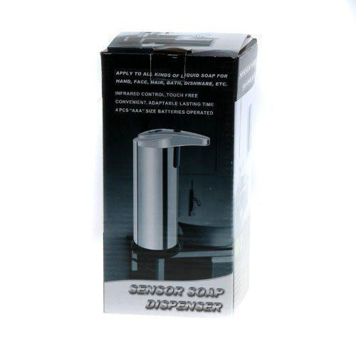 Tuzech Automatic Infrared Sense Soap Dispenser ( NO NEED TO TOUCH) - The Immart
