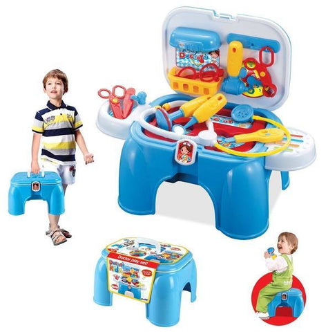 Doctor Set - Tuzech  Kids Doctor Play Set