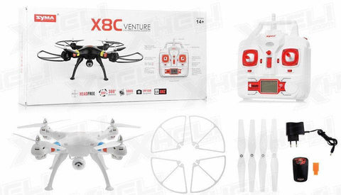 Genuine Syma X8C With 360 /Gyro /Camera ( Hot Selling)(Exclusive) The Immart
