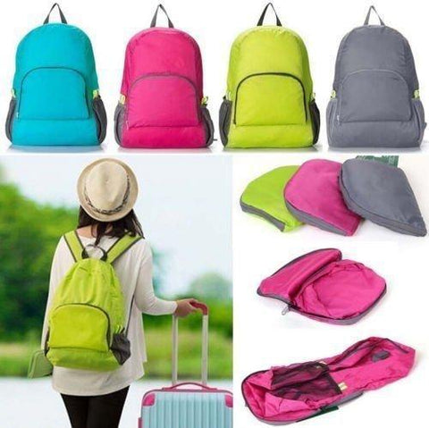 Multi Functional Travel Foldable Bag Luggage Kit School Bag Organiser The Immart