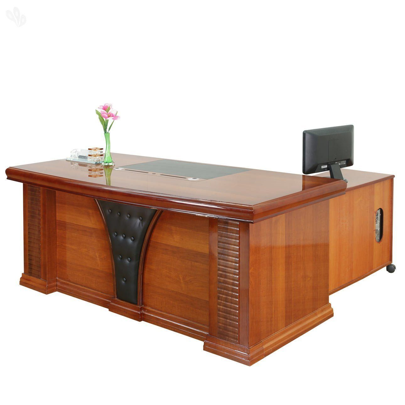 Furniture - Insignia Boss Table (Rosewood)