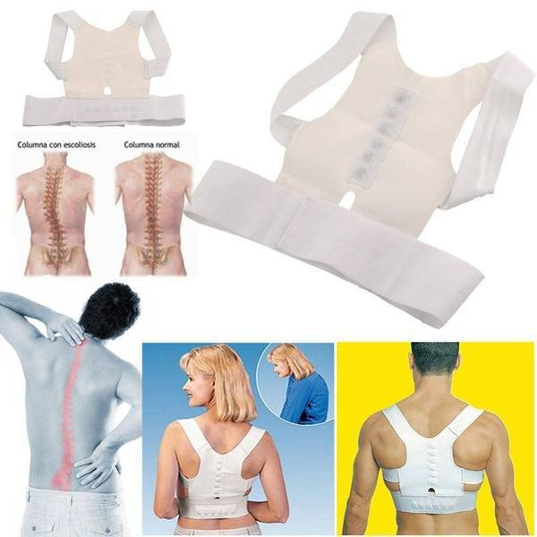Posture Support Shaper Belt For Men and Women - The Immart - 8