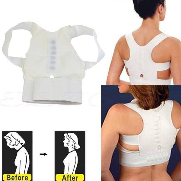 Posture Support Shaper Belt For Men and Women - The Immart  - 4