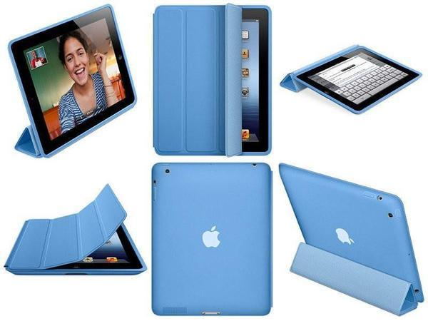Tuzech Magnetic Smart Book cover for iPad 2-3-4 - The Immart