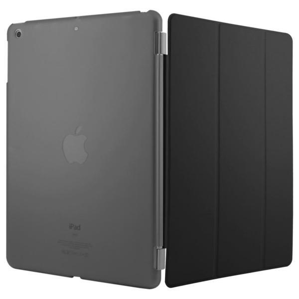 Tuzech Magnetic Smart Book cover for iPad 2 -3 -4 (BLACK) - The Immart  - 2