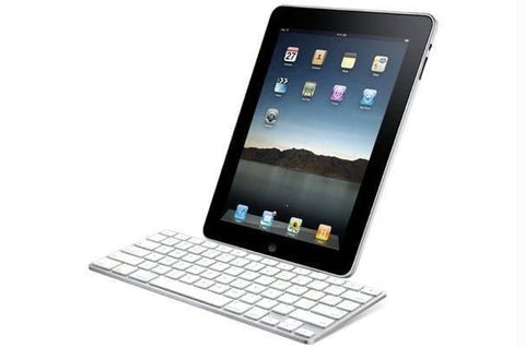 Keyboards - Tuzech Ultrathin Mini Bluetooth Keyboard  For All IPad Models