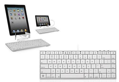Keyboards - Tuzech Ultrathin Mini Bluetooth Keyboard  For All Mobile Phones