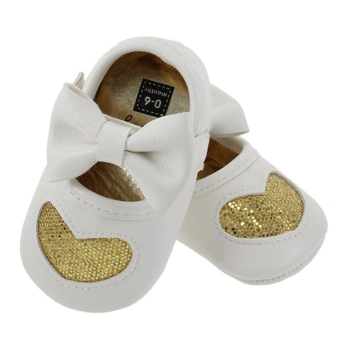 Kids Shoes - Pindia Baby Girls Anti Slip Soft Sole Shoes.