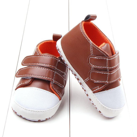 Kids Shoes - Pindia Baby Velcro Canvas Shoes.