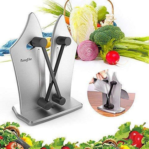 Knife - Knife Sharpener For All Types Of Blades - Easy To Use - Exclusive In India