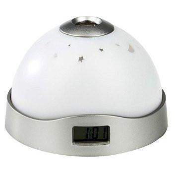 Led - Time Projection LED Digital Table Clock Sky Night Lamp