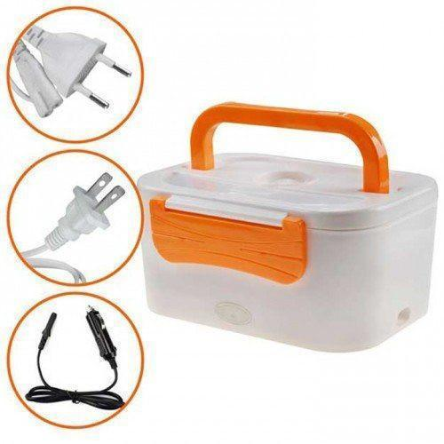 Tuzech Electric Lunch Box ( With Warranty ) - The Immart - 5