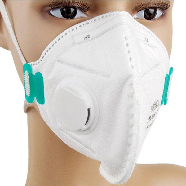 Mask - Pindia Anti-Haze Healthy Medically Approved Mask- Set Of 2 Piece