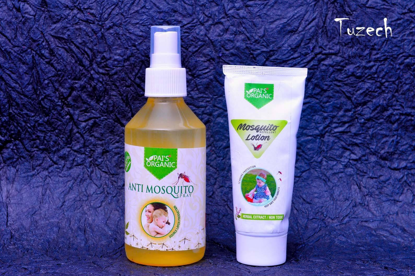 Organic - Combo Organic Anti Mosquito Creme And Anti Mosquito Scented Gel