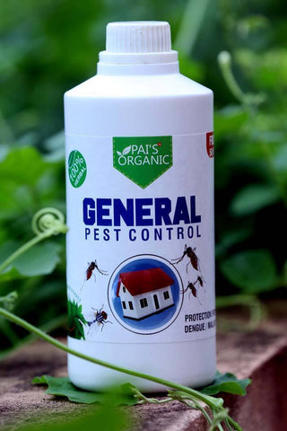 Organic - Organic Pest And Mosquito Repellent Liquid For Tiles And Floors ( Works For 3 Months After Single Use)