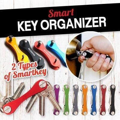 Tuzech Handy- Noiseless 12-Key Organizer ( Exclusive ) - The Immart  - 2