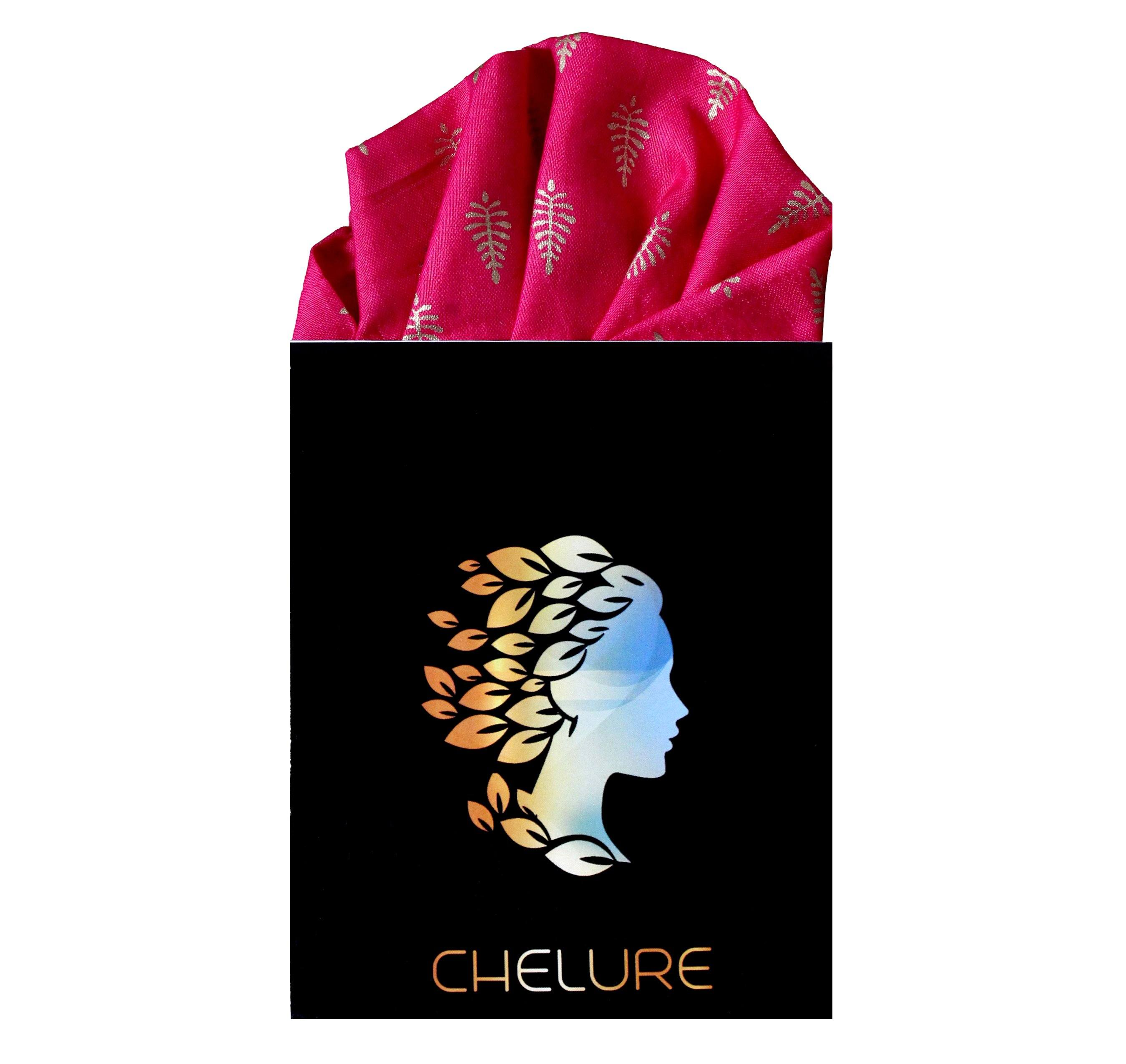 Pocket Square - TUZECH Chelure Handmade Ready To Use Pocket Square For Men For Designer Party