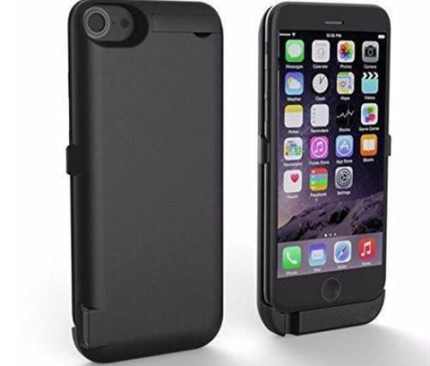Powerbank - Apple IPhone 6 Plus/ 6sPlus / 7plus JLW Battery Case - Hi Speed ( 4000 MAH) ( SELECT COLOUR)