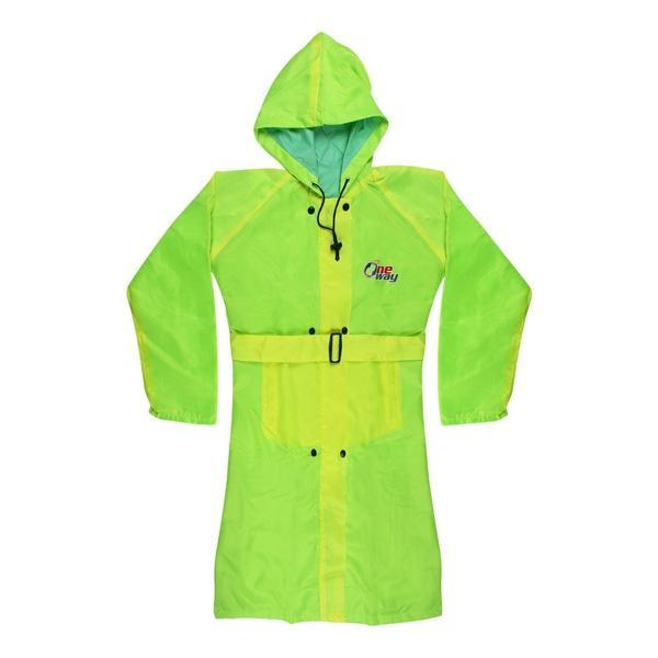 Tuzech Ladies Colourful Raincoat - 4 Colours - The Immart  - 5