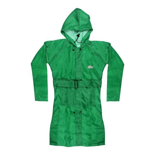 Tuzech Ladies Colourful Raincoat - 4 Colours - The Immart  - 6