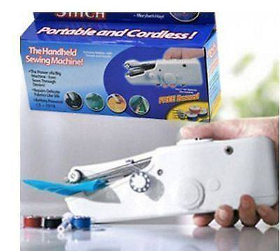 Automatic Portable Handy Stitch Machine( Sewing Machine) The Immart